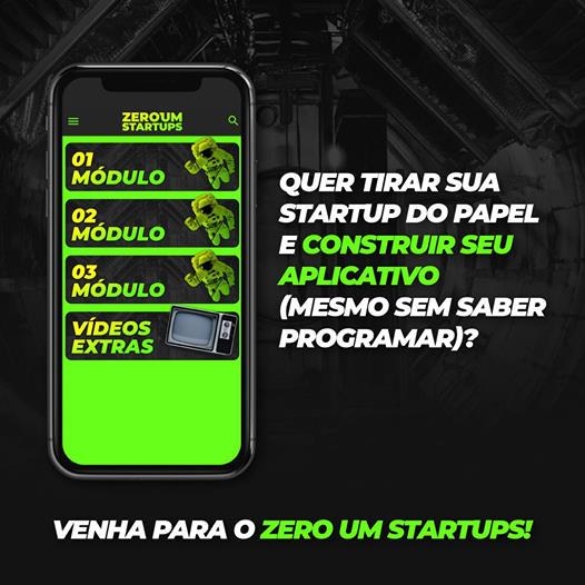 Programa Zero Um Startups